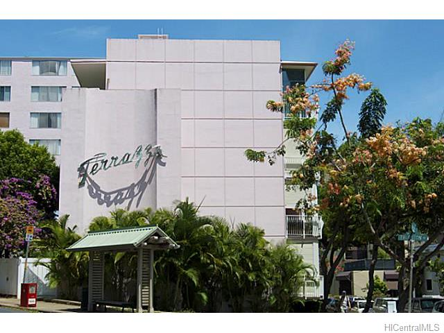 1020 Green St Terrazza Ltd 307 Honolulu 96822 Mls 1109899